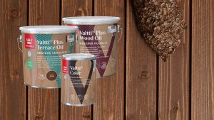 Tikkurila: Perfectly paired wooden labels