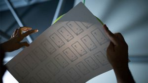 Smart Paper with RFID