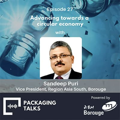 Packaging talks Ep 26 with Sandeep Puri